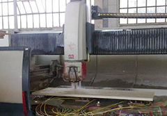 Used Stone Machines - cnc waterjet